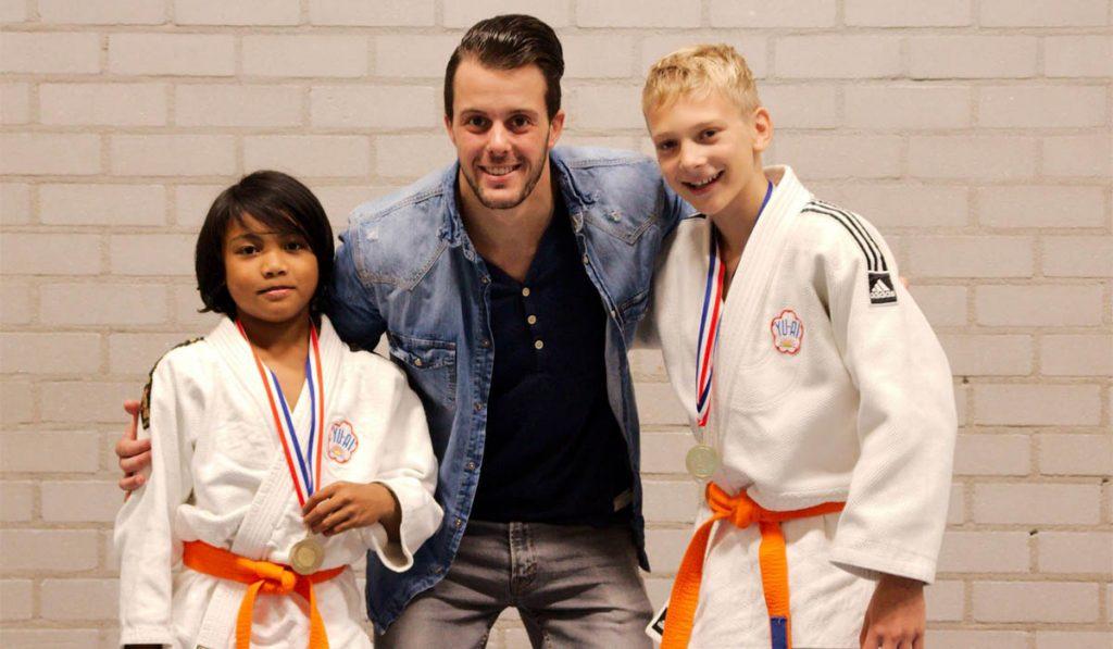 Yu-Ai Judoclub Almere Districtskampioen Judo
