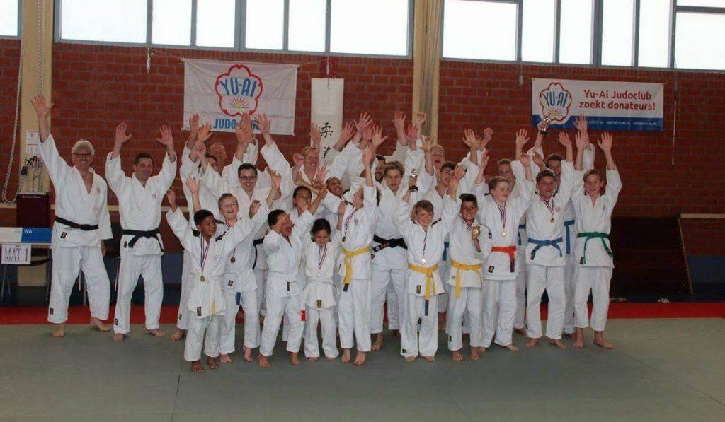 Yu-Ai Judoclub Almere Clubdag Judo