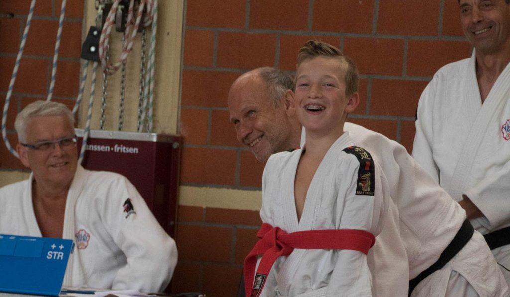 Yu-Ai Judoclub Almere Judo Clubkampioenschap