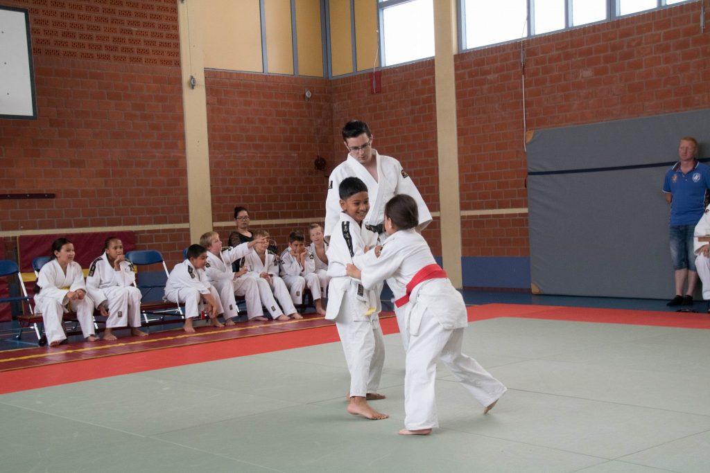 Yu-Ai Judoclub Almere Judowedstrijden Kinderen Jeugd Judo