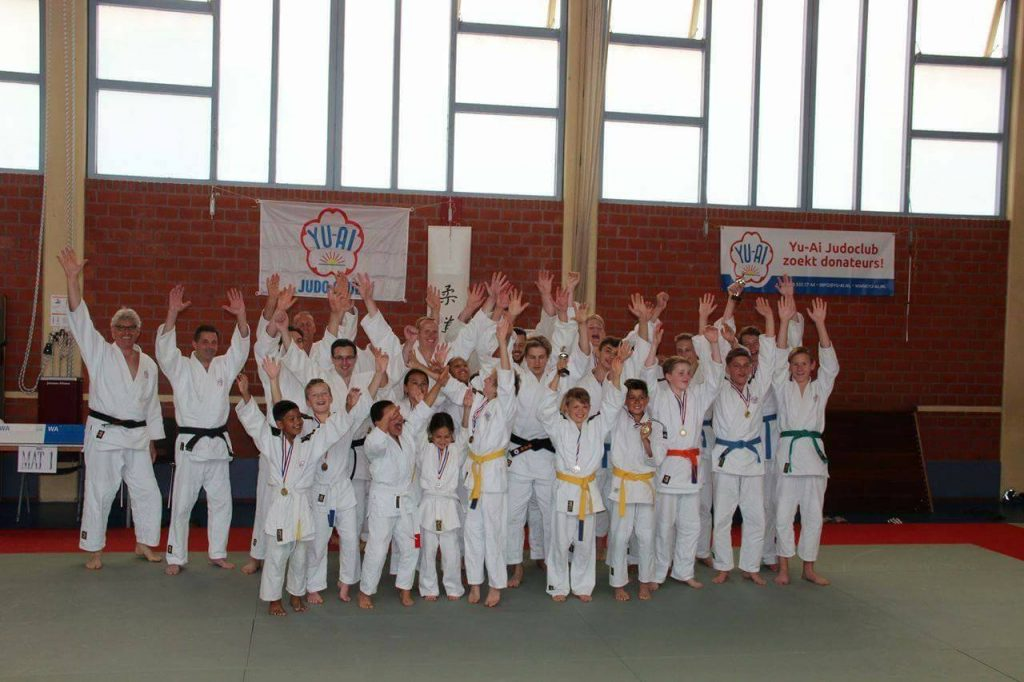 Yu-Ai Judoclub Almere Judo Clubdag