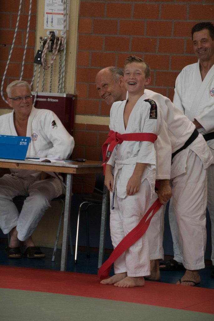 Yu-Ai Judoclub Almere Clubkampioenschap Judo