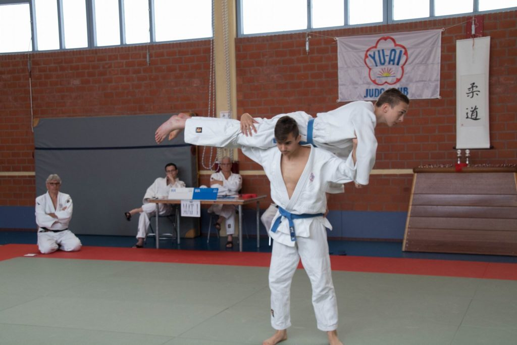 Yu-Ai Judoclub Almere Kata Demonstratie