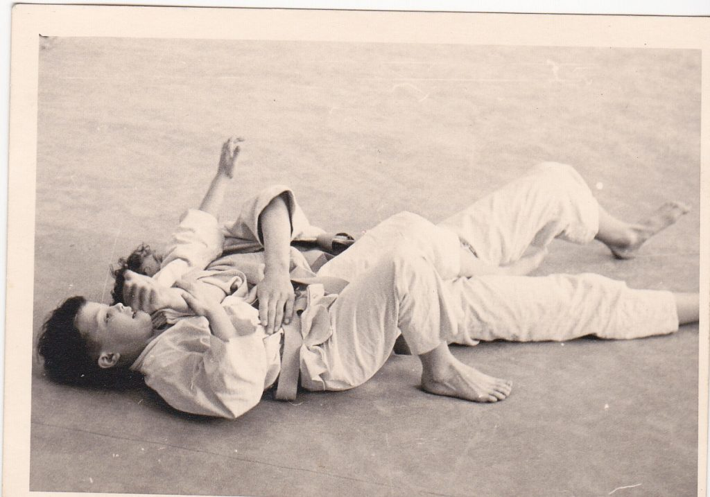 Yu-Ai Judoclub Oude Foto René